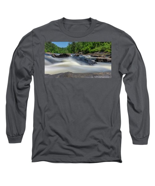 Sweetwater Creek Long Exposure Long Sleeve T-Shirt