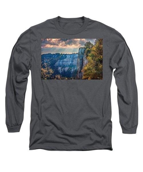 Swiss Grand Canyon Long Sleeve T-Shirt