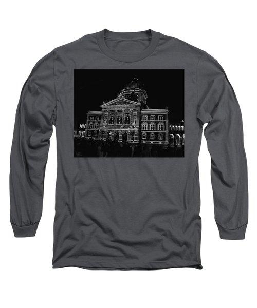 Swiss Parliament - Bern Long Sleeve T-Shirt