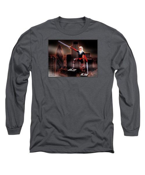 Sword Of The Avenger Long Sleeve T-Shirt