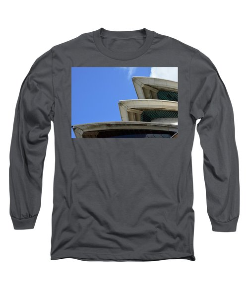 Sydney Opera House Roof Detail No. 14-1 Long Sleeve T-Shirt