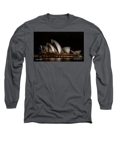 Sydney Opera House Long Sleeve T-Shirt