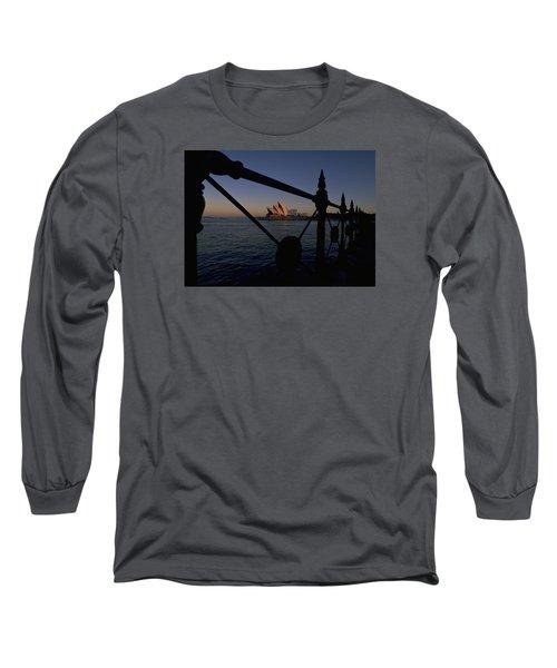 Sydney Opera House Long Sleeve T-Shirt