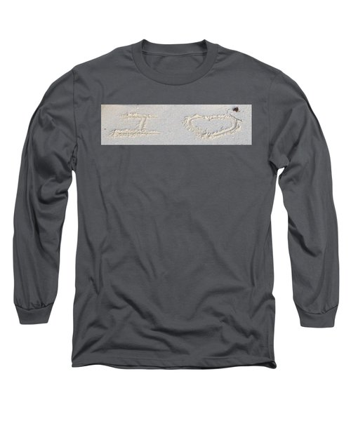 Symbolic Long Sleeve T-Shirt