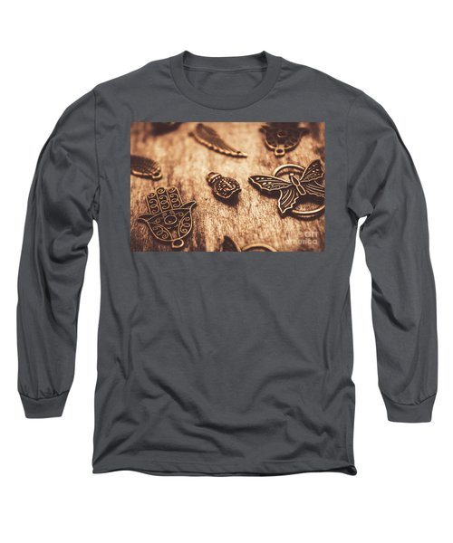Symbols Of Zen Long Sleeve T-Shirt