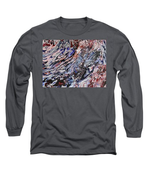 Synchronize Long Sleeve T-Shirt