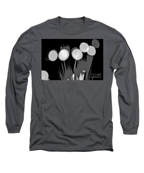 Synergy B/w Long Sleeve T-Shirt