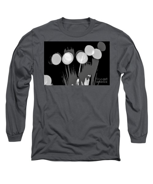 Synergy B/w Long Sleeve T-Shirt