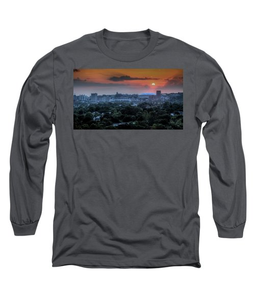 Syracuse Sunrise Long Sleeve T-Shirt