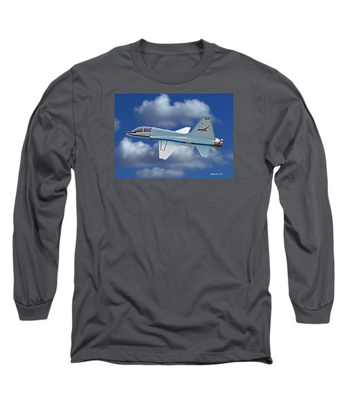 T-38 Nasa Trainer Long Sleeve T-Shirt