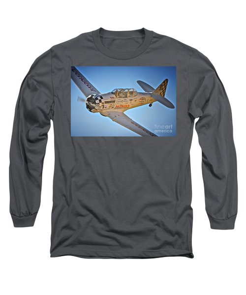 T-6 Texan Race 90 Long Sleeve T-Shirt