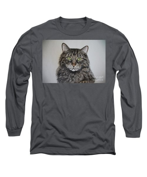 Tabby-lil' Bit Long Sleeve T-Shirt