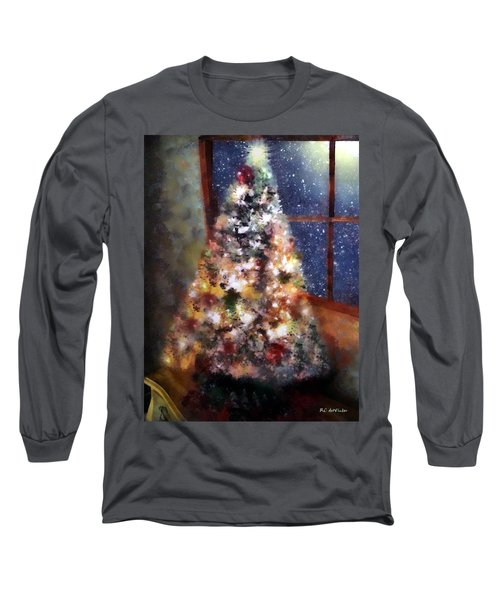 Tabletop Tannenbaum Long Sleeve T-Shirt