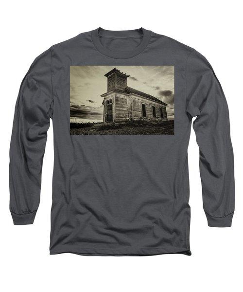 Taiban Presbyterian Church, New Mexico #2 Long Sleeve T-Shirt