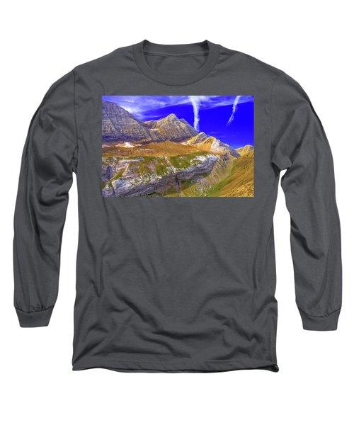 Taillon Et Gabietous Long Sleeve T-Shirt