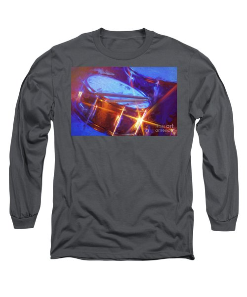 Take Five Long Sleeve T-Shirt by George Robinson