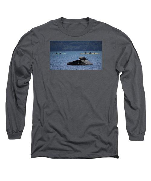 Take No Notice Long Sleeve T-Shirt