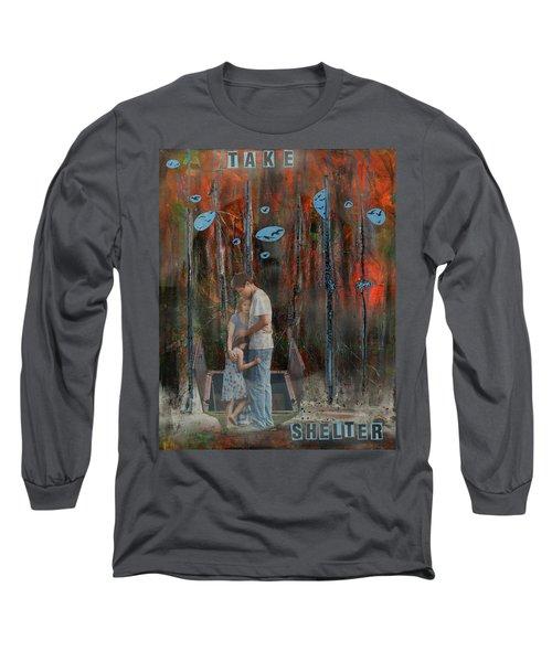 Take Shelter Long Sleeve T-Shirt