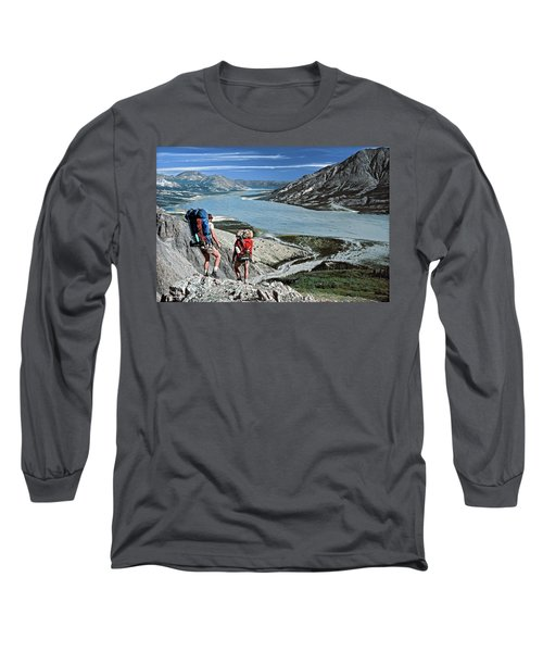 Take This View And Love It Long Sleeve T-Shirt