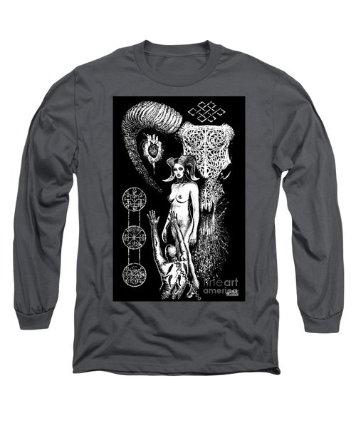 Taken Out Long Sleeve T-Shirt