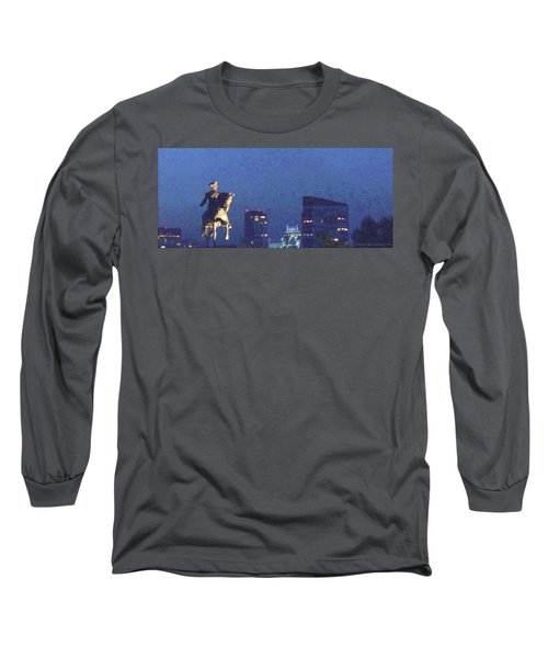 Takin' On Boston Long Sleeve T-Shirt