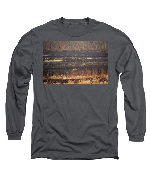 Taking A Walk Long Sleeve T-Shirt