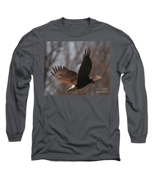Taking Aim On Lunch Long Sleeve T-Shirt