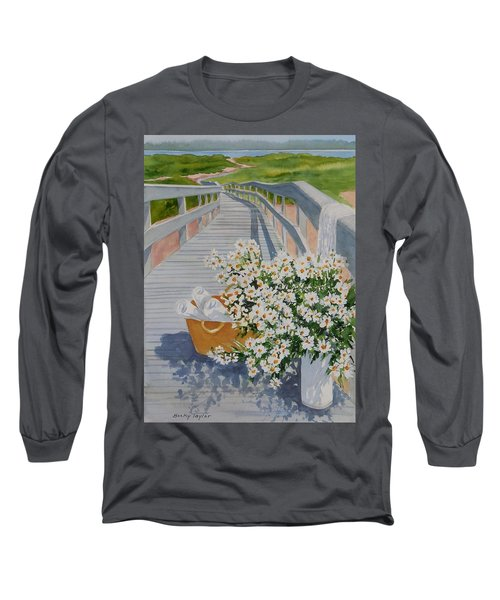Taking Time Off Long Sleeve T-Shirt