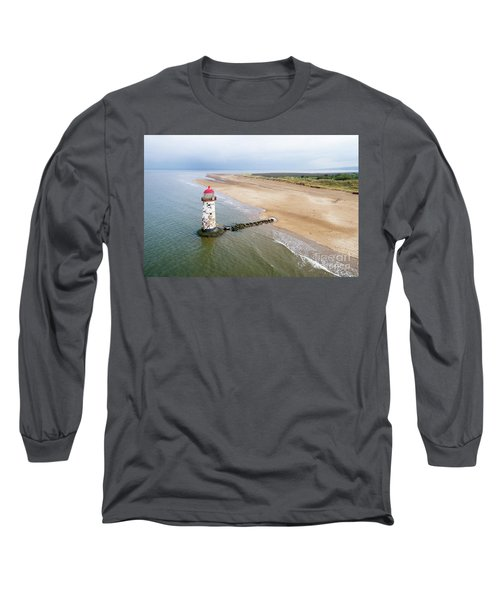 Talacre Aerial 2 Long Sleeve T-Shirt