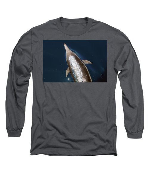 talking Back Long Sleeve T-Shirt
