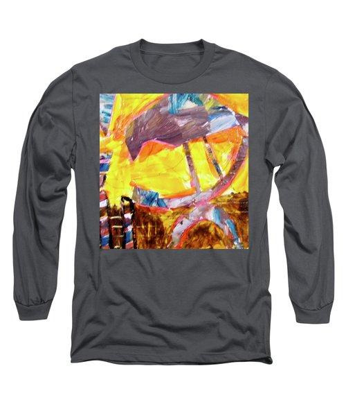 Tall Bird  Long Sleeve T-Shirt