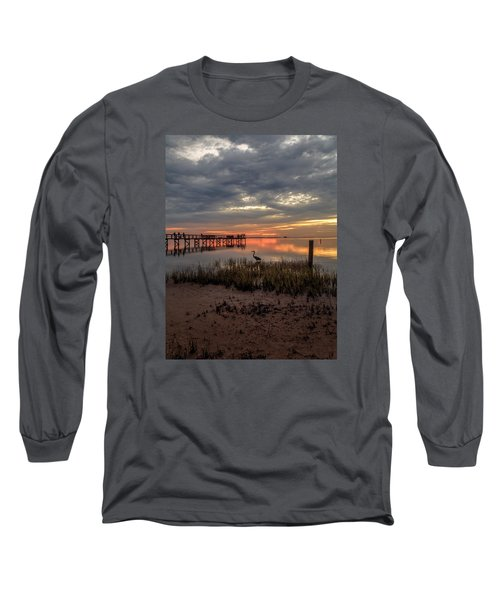 Long Sleeve T-Shirt featuring the photograph Tampa  by Anthony Fields