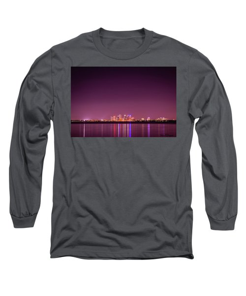 Tampa Bay Skyline Long Sleeve T-Shirt