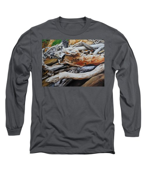 Tangled Timbers Long Sleeve T-Shirt