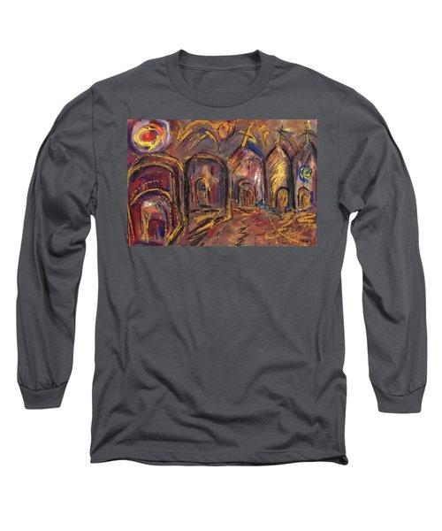 Taos's Spirit Long Sleeve T-Shirt