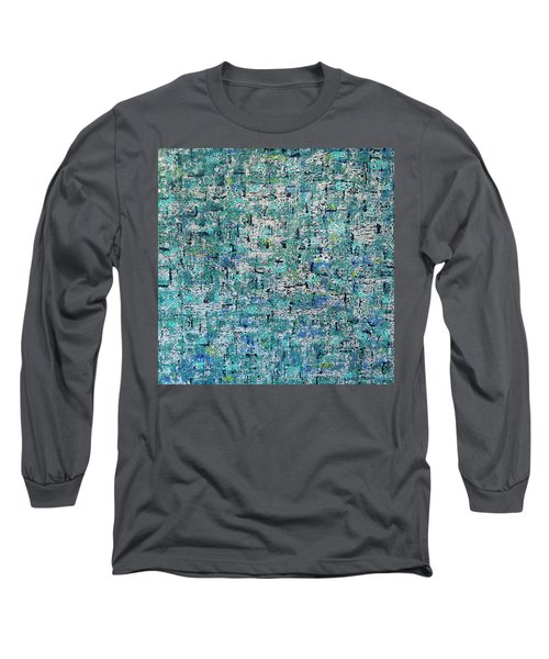 Tapestry Long Sleeve T-Shirt by James Mancini Heath