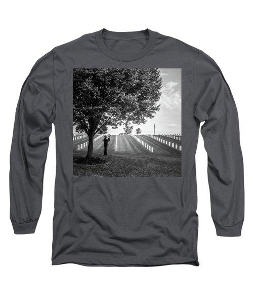 Taps Long Sleeve T-Shirt