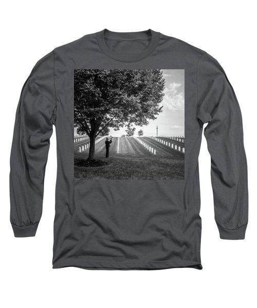 Taps Long Sleeve T-Shirt