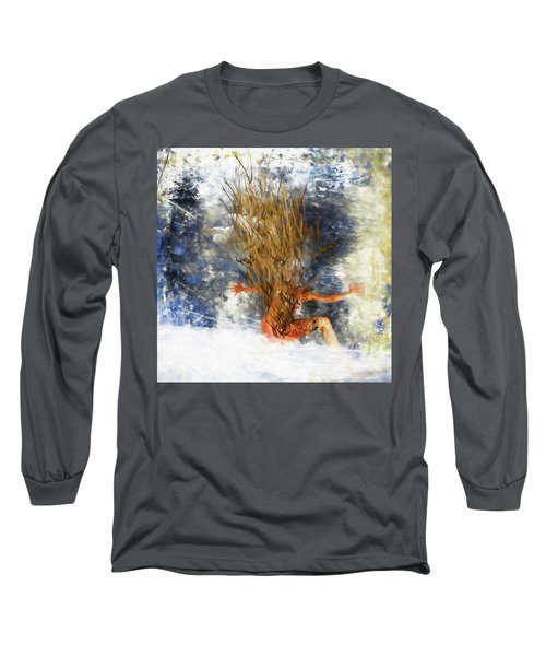 Tatoo Bird Long Sleeve T-Shirt