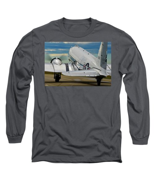 Taxiing To The Active Long Sleeve T-Shirt