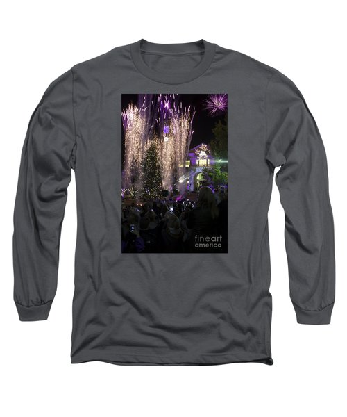 Tcu Christmas Tree Lighting Celebration Long Sleeve T-Shirt