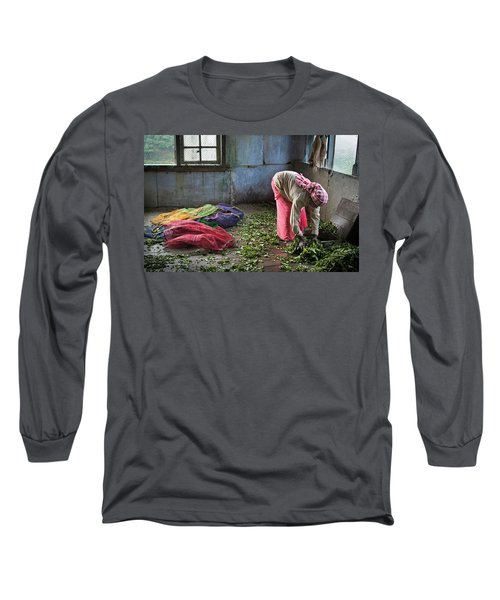 Tea Factory Long Sleeve T-Shirt
