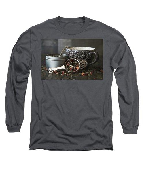 Tea Time 8312 Long Sleeve T-Shirt