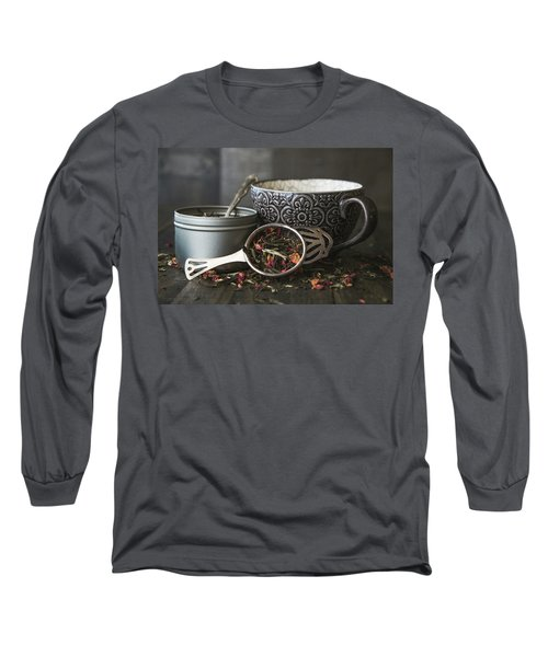 Tea Time 8312 Long Sleeve T-Shirt