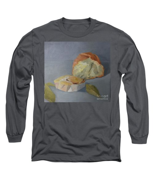 Tea Time Long Sleeve T-Shirt by Genevieve Brown