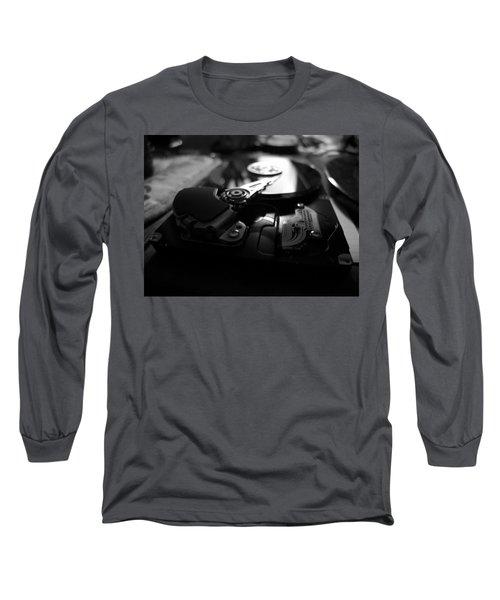 Technology Long Sleeve T-Shirt by John Rossman