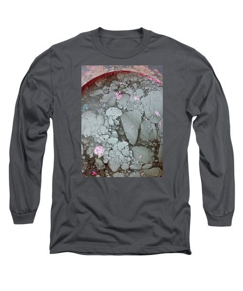 Tectonic With Sky Above And Below Long Sleeve T-Shirt by Cliff Spohn