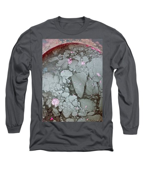 Tectonic With Sky Above And Below Long Sleeve T-Shirt