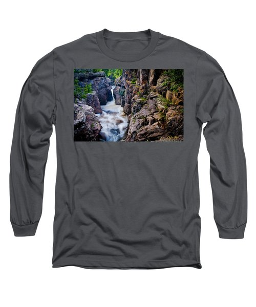 Temperance River Gorge Long Sleeve T-Shirt