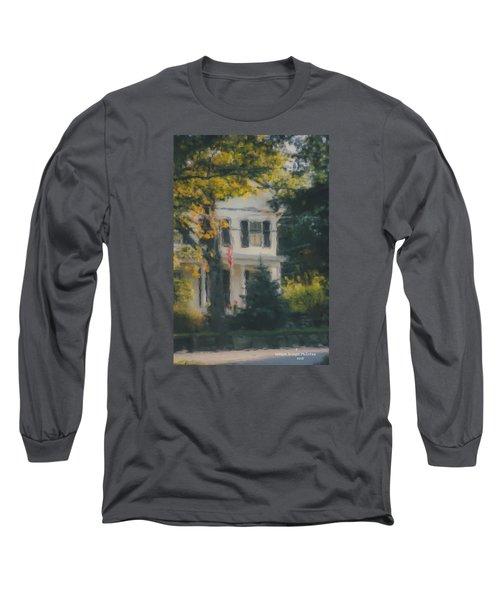 Ten Lincoln Street, Easton, Ma Long Sleeve T-Shirt